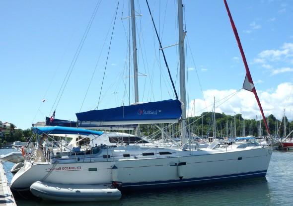 47 foot Beneteau Oceanis 473