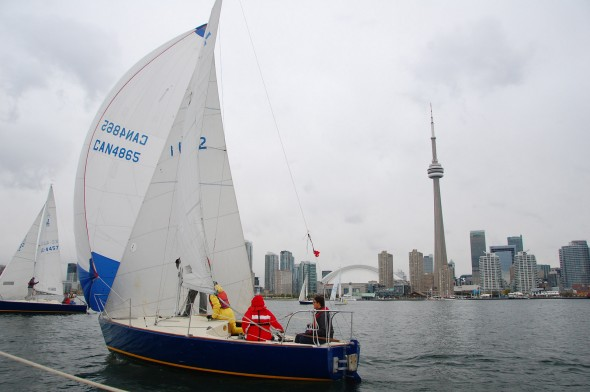 J24 Toronto Harbourfront